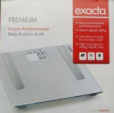 Soehnle Exacta Premium Körperanalysewaage Waage Körperwaage 63316