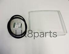 Range Rover L322 03- 05 Headlight Glass Lens Seal Kit RH Pass XBV000080 Genuine