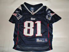 VTG New England Patriots Football Jersey Lot Randy Moss / Dillon 3T Toddler Baby