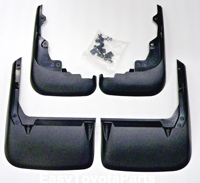 Toyota Genuine PT908-48111 Mud Guard Kit