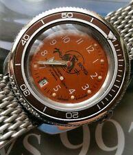 Con MOD Vostok anuri-si prega di guardare & leggere i dettagli
