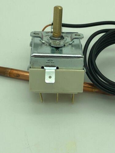 1000 mm Kapillar-Temperaturregler TR-2-90-1000 Temperaturregler 0-90°C Länge