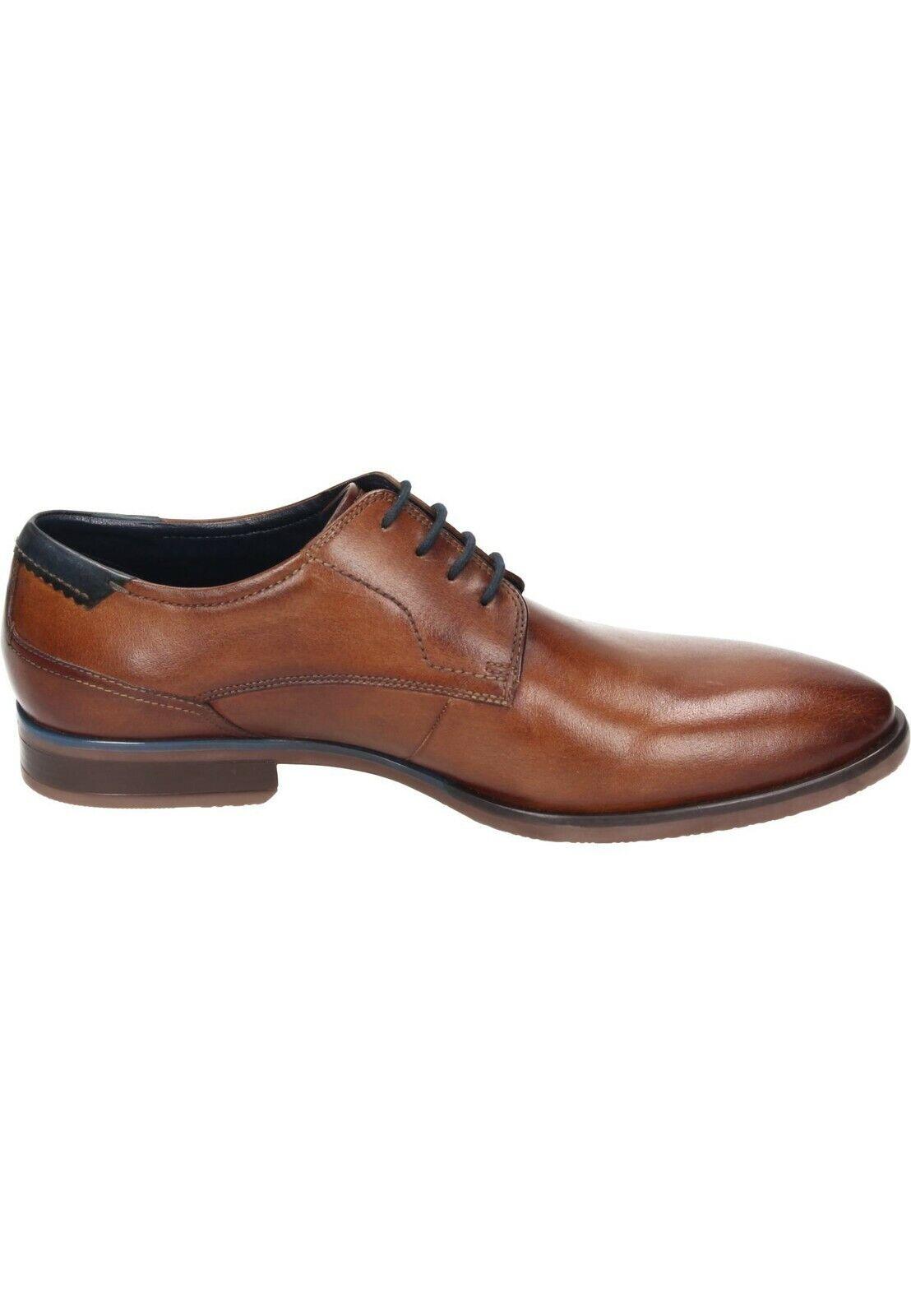 Bugatti 312-16701-2100-6300 Pelle normalissime scarpe basse Marroneee tg. 40-46 40-46 40-46 neu7 | Pacchetti Alla Moda E Attraente  | Gentiluomo/Signora Scarpa  8aa0bd