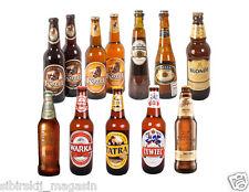 Osteuropäisches Bier Set 10 Flaschen, 3,62€/L Пиво