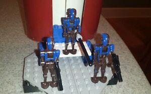 Lego Star Clone Wars Senate Commando Droids Custom Figures Ebay