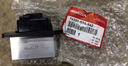 Genuine OEM Honda Civic CR-V Element Blower Motor Transistor