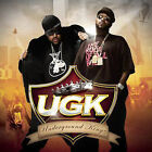 Underground Kingz [Clean] [Edited] by UGK (CD, Aug-2007, 2 Discs, Jive (USA))
