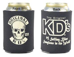 KD-Sunglasses-Coozie-koozie-Harley-Davidson-Beer-Holder-Cooler-Motorcycle