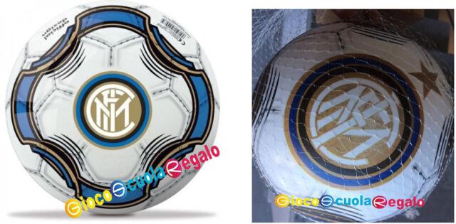 Pallone Inter Da Calcio ø 23 PVC  Mondo 02003  - giocoscuolaregalo