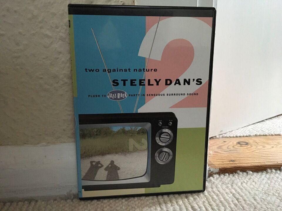 TWO AGAINST NATURE .STEELY DAN'S, instruktør EARLE