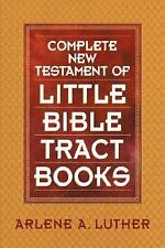Complete New Testament of Little Bible Tract Books by Arlene Luther (Paperback)
