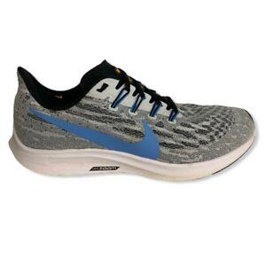 Nike-Air-Zoom-Pegasus-36-Mens-sz-9-White-Blue-Shoes-Sneakers-Running-AQ2203-101