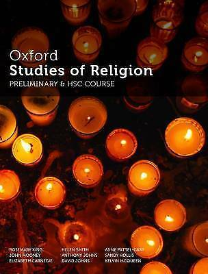 1 of 1 - OXFORD STUDIES OF RELIGION PRELIM and HSC by ET AL KING (Mixed media product, 2…