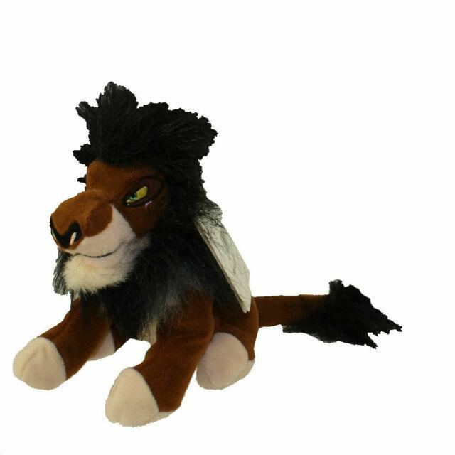 Scar The Lion King Bean Plush Stuffed Animal 8 Disney Tags Vintage 90s For Sale Online Ebay