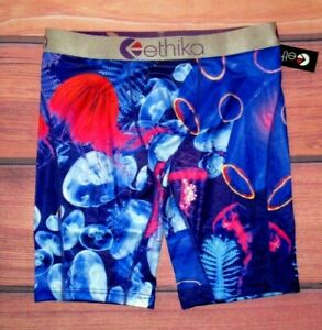 Ethika Staple Astronaut Surfer Mens Boxer Briefs Underwear size M 30-32 NEW