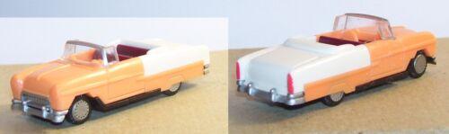 Mpg Ferrero detachable bel air chevrolet 1955 cabriolet 1//87 orange white oh