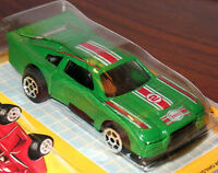 Imperial Toy Corp Vintage Toy Race Car Esso Tampo 1987 Made In Macau