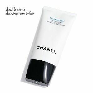 2f8383b9 Details about CHANEL LA Mousse Anti-Pollution Cleansing Cream-to-Foam 150ml