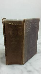 1869 Almanach de La Gotha Justus Perthes Frontispicio + Impresión M.E IN 18