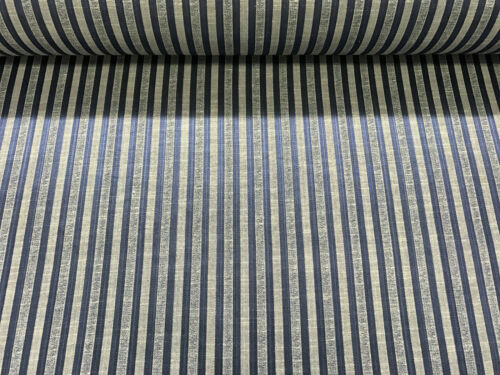 Design /'Galaxy/' Damask Navy Blue /& Turquoise Mix and Match Upholstery Fabric