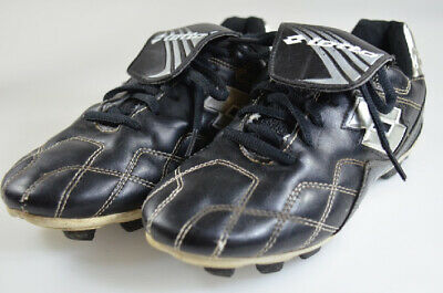 4 12 K New: Youth 3 Kids Lotto Sport Soccer Cleats Lace Up Black//Pink Size 2