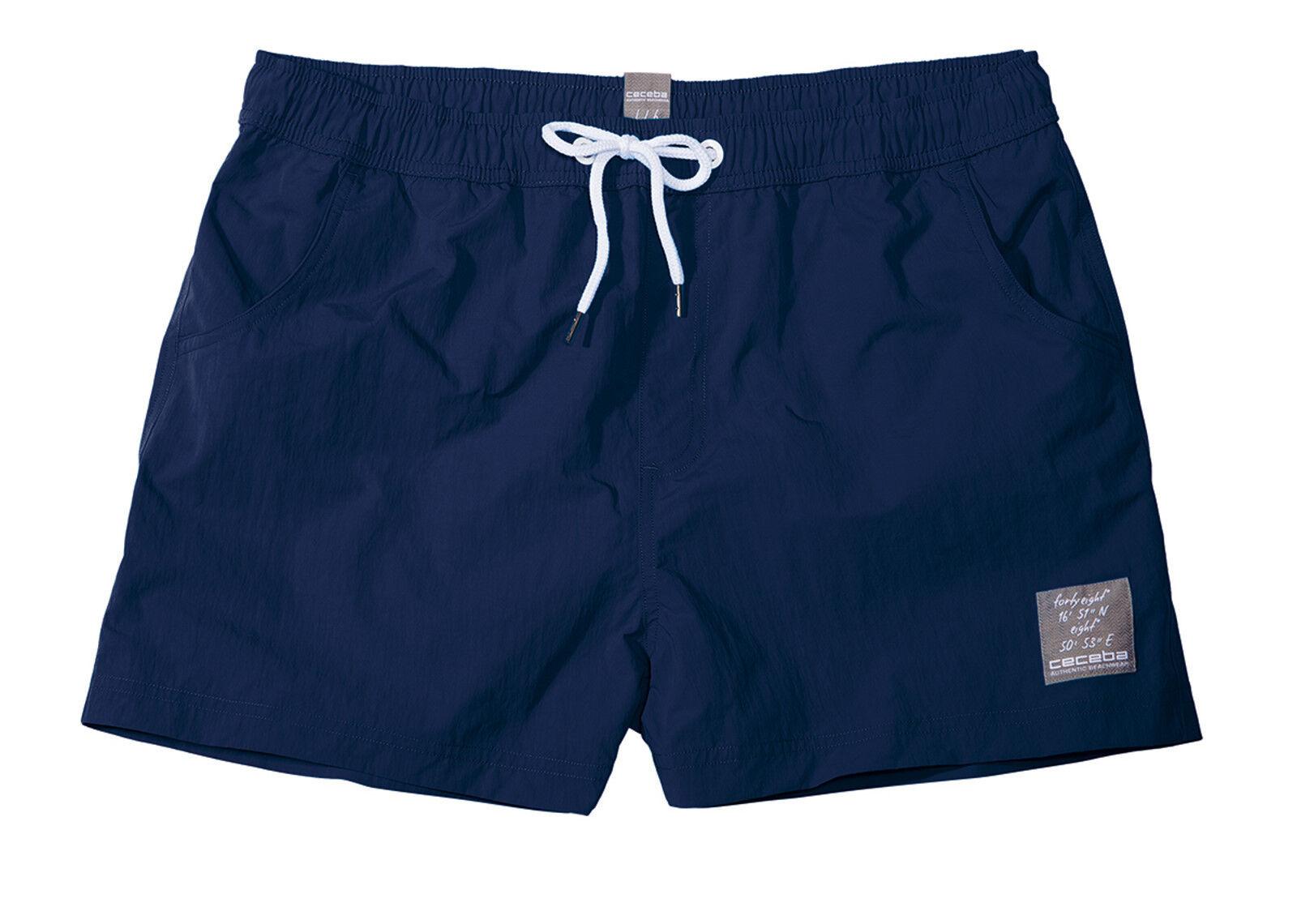 New Ceceba Men's Swimshorts Swimming Trunks bluee Navy Also Sizes 80025 7000