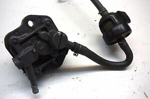 Image Is Loading Honda 5hp Bf5 Outboard Engine Oil Pump 1997