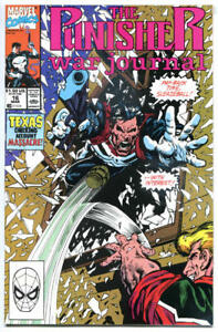 PUNISHER-WAR-JOURNAL-16-17-18-19-NM-Texeira-Jim-Lee-1988-more-in-store