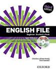 English File: Beginner: Student's Book with iTutor and Online Skills by Oxford University Press (Mixed media product, 2015)