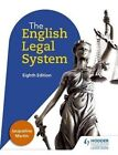 English Legal System by Jacqueline Martin (Paperback, 2016)