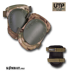 ARMY-KNEE-PADS-UTP-MTP-MULTICAM-CAMO-MILITARY-PAINTBALL-AIRSOFT-COMBAT