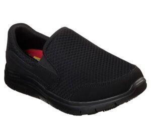Zapatos Deportivos Skechers Work Cozard con Ajuste Relajado