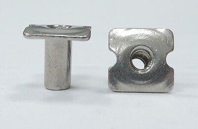0.337X1//4-20X0.500-100pcs TSC6 Steel Self Clinching Studs
