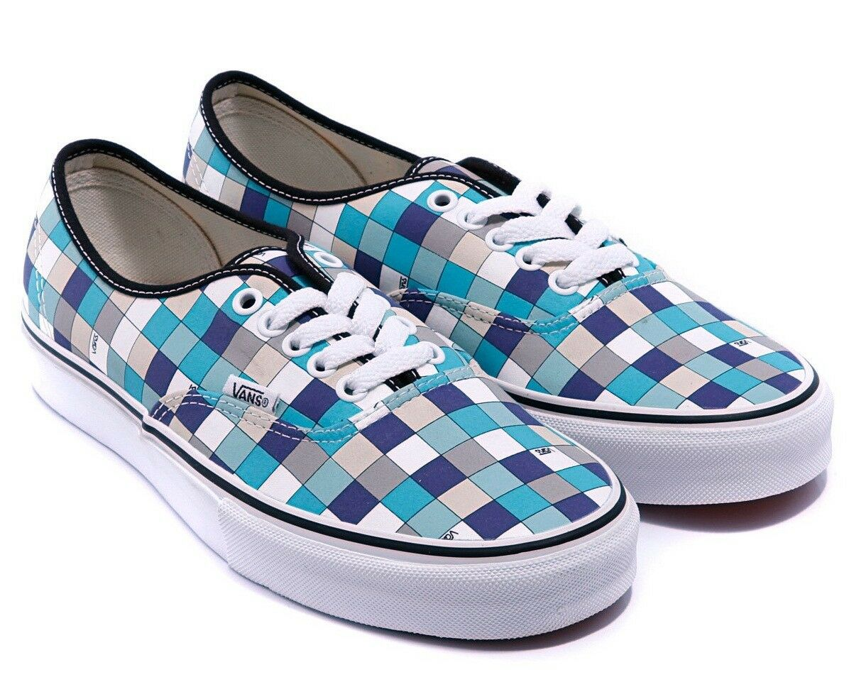 VANS VAULT AUTHENTIC LX (outline checks) \ VN-0EFTXJ9 \ OLD & RARE LUX SERIES