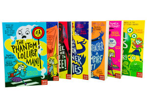 Baby-Aliens-Series-Collection-7-Books-Set-by-Pamela-Butchart