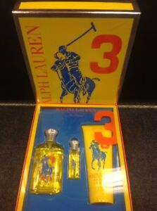 101c11b1d2 Details about The Big Pony Collection # 3 By Ralph Lauren For Women - 3 Pc  Gift Set 3.4oz