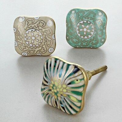 Shabby Chic Vintage Milano.Milano Collection Ceramic Door Knobs Vintage Shabby Chic Cupboard