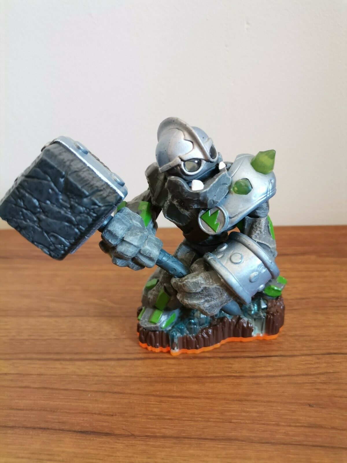 Skylanders Granite Crusher Figure 84515888 Xbox PS3 PS4 Spyro's Wii swop force