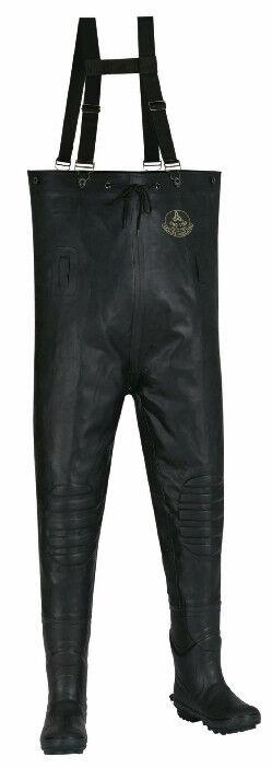 Proline 2032-8 Aislamiento Goma Pantalones con Peto Tamaño 8 16022