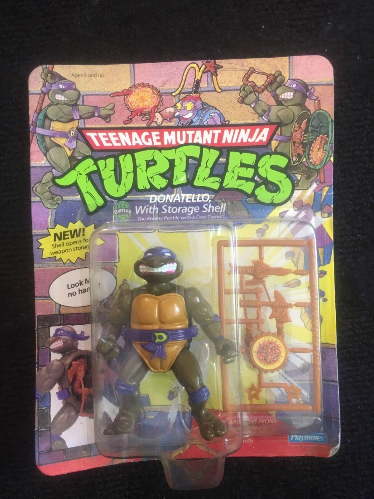 Nestlö teenage mutant ninja turtles donatello actionfigur spielkameraden 1991 tmnt