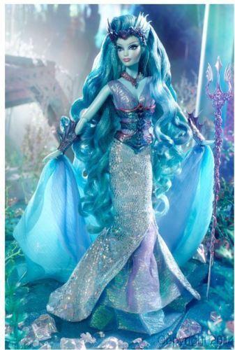 Nuevo 2016 agua Sprite Faraway Forest le oro Barbie en embarcador Bill verdeing