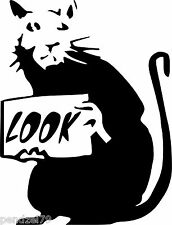 Rat Look Car/Window/Van JDM VW VAG EURO Vinyl Decal Sticker