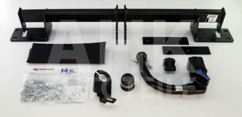 Für Mercedes-Benz GLA X156 Anhängerkupplung abnehmbar+ES 7p ABE