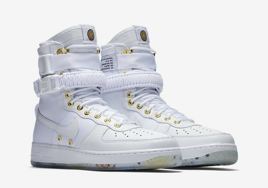 Nike MEN'S SF AF1 Lunar New Year QS SIZE 7, FITS WOMEN'S 8.5 BRAND NEW