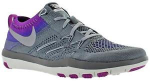 8136aaa5f85 Image is loading Womens-NIKE-FREE-TR-FOCUS-FLYKNIT-Trainers-844817-