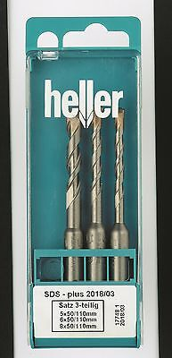 German Engineered Heller Bionic SDS Plus Hammer Bit