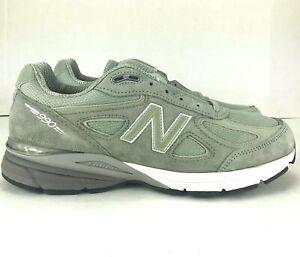 New Balance 990v4 Running Shoes Mint