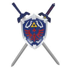 Zelda Hylian Shield & Swords Wall Display Collectible Set