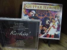 GUITAR HEROES & ROCKIN 4 HOURS 58 TRACKS RARE HENDRIX CLAPTON BECK PETER GREEN