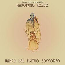 BANCO DEL MUTUO SOCCORSO Garofano rosso (ltd.ed.red vinyl) LP Italian Prog